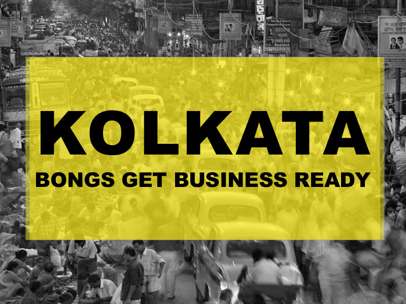 Kolkata - Startup Ecosystem is pitching up